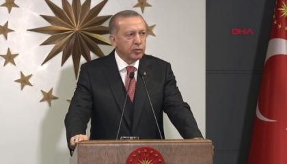 أردوغان يطلق حملة لجمع تبرعات لصالح متضرري كورونا في تركيا