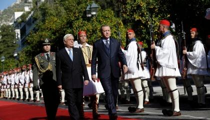 في جزر بحر إيجة.. أردوغان يشعل حرب التاريخ والغاز الطبيعي