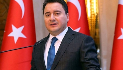 باباجان ينتقد حملة تبرعات أردوغان: سنحاسبكم