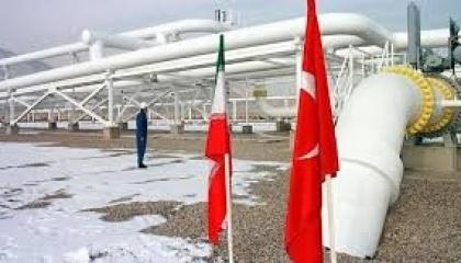 تفجير في خط أنابيب الغاز يوقف صادرات إيران لتركيا