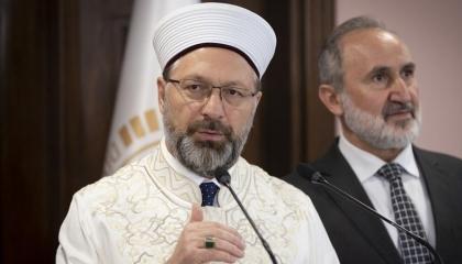الشؤون الدينية التركية: دفع زكاة المال لحملات أردوغان «جائز»