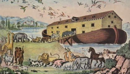 عالم تركي: النبي نوح كلم ابنه بـ«الموبايل» وأدار سفينته بالطاقة النووية
