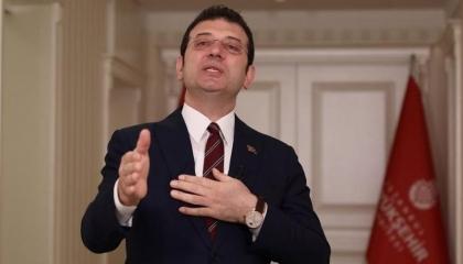 بعد تجميد حساب التبرعات.. إمام أوغلو يدعو بنك وقف لإعادة 900 ألف ليرة