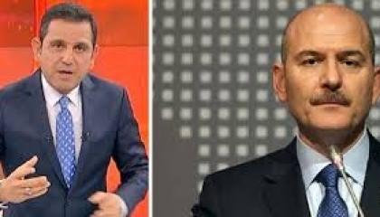مذيع تركي يسخر من وزير الداخلية: لست أنا من يتغير حسب التيار