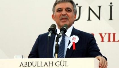 الرئيس التركي السابق يدعو أردوغان للإفراج عن المعتقلين السياسيين