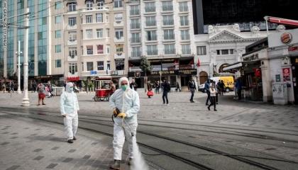 تركيا تواجه خطر ارتفاع معدلات الوفيات بـ«كورونا» إلى 100 حالة يوميًا