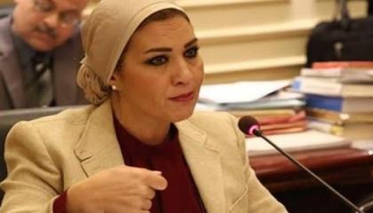 برلمانية مصرية تدعو المجتمع الدولي لحماية السوريين من جرائم أردوغان