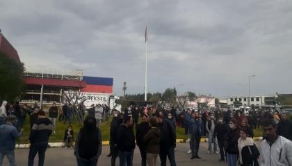فيديوجراف: هجوم بالعصي على عمال أتراك امتنعوا عن العمل خوفًا من «كورونا»