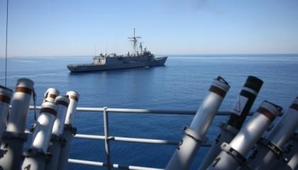 إطلاق نار على سفينة تحمل العلم التركي ببحر إيجه