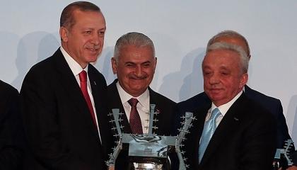 شركة تتبرع بـ24 مليونًا بعدما أسقط عنها أردوغان 2.5 مليار ليرة ضرائب وديونا