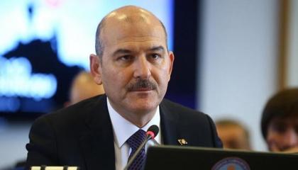 صويلو يرد على فضيحة إجبار الشرطة على التبرع لحملة أردوغان: لا أعلم شيئًا