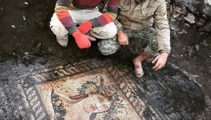 ميليشيات أردوغان مستمرة في نهب الآثار السورية في عفرين