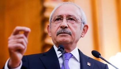زعيم المعارضة التركية يطالب أردوغان بتعديل قانون العفو عن السجناء فورًا