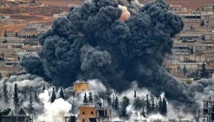 الاحتلال التركي يقصف عددًا من القرى السورية بريف الحسكة