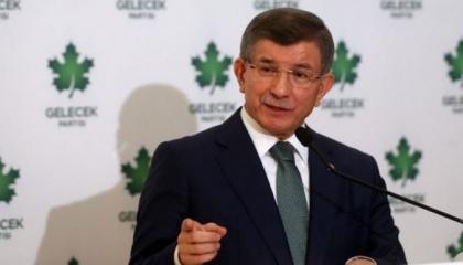 داود أوغلو يتهم أردوغان بالاستيلاء على 41 مليار ليرة من صندوق الاحتياطي
