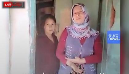 بالفيديو.. مواطنة تركية تحرج أردوغان: أطعم أبنائي من القمامة