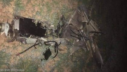 الجيش الليبي يسقط طائرتين تابعتين لجيش الاحتلال التركي بترهونة والعزيزية