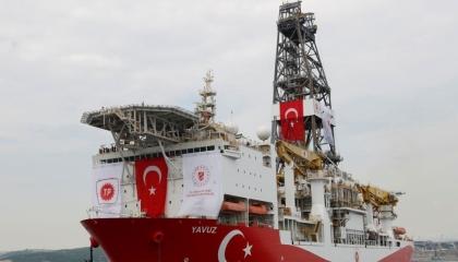 تركيا تسحب سفينة التنقيب «فاتح» من مياه شرق المتوسط بلا رجعة