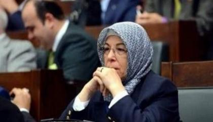نائبة بحزب أردوغان تفتي: مساعدات المعارضة لضحايا كورونا «حرام»
