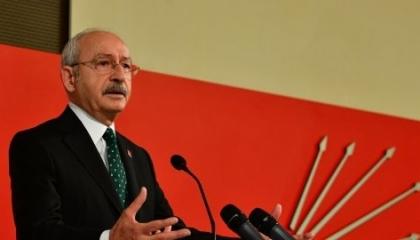 بالفيديو.. زعيم المعارضة التركية: استقالة وزير الداخلية لإنقاذ أردوغان