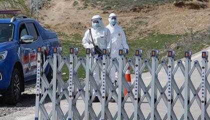 عزل حي تركي شهير بالعاصمة التركية بعد تفشي وباء «كورونا» بين الأهالي