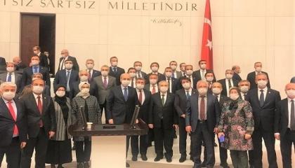 """نواب أردوغان يحتفلون بـ""""العفو"""" عن مغتصبي الأطفال"""