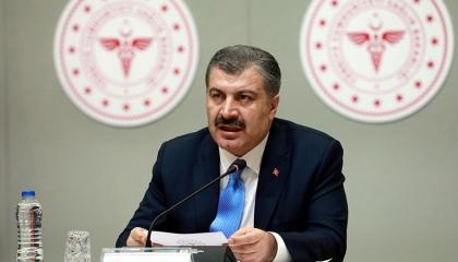 تركيا تسجل 65 ألف إصابة بكورونا وارتفاع الوفيات إلى 1403حالات