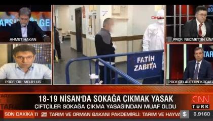 طبيب تركي شهير يحذر حكومته: الإصابات ستصل نحو 170 ألفًا خلال 10 أيام