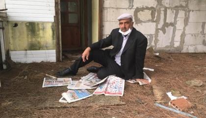 مأسأة لمواطن تركي.. خرج من السجن لينام في الشارع