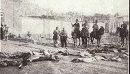 مذابح سيفو.. العثمانلي يقتل 500 ألف من المسيحيين السريان