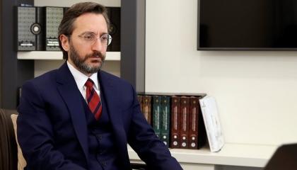 رئيس الاتصالات بقصر أردوغان يستولي على أرض الأوقاف في إسطنبول