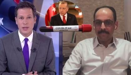 أردوغان يتحصن بقصره خوفًا من الإصابة بـ«كورونا»