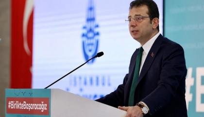 تركيا تحقق مع رئيس بلدية إسطنبول بتهمة «جمع تبرعات لمساعدة ضحايا كورونا»