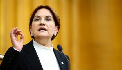 المرأة الحديدية: أردوغان لا يستمع إلا لنفسه.. واستقالة وزير الداخلية «طبخة»