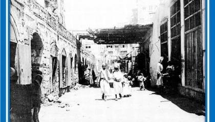 يوليو 1858.. بريطانيا تقصف جدة والعثمانلي يكتفي بالمشاهدة