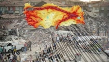زلزال بقوة 3.5 يضرب مالطيا التركية ويتسبب في ذعر الأهالي