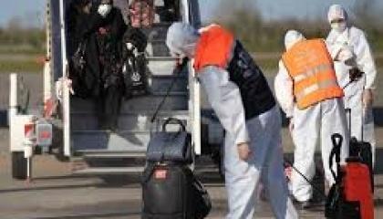 تركيا تجلي 349 من رعاياها في هولندا.. و25 ألفًا لا يزالون عالقين في الخارج