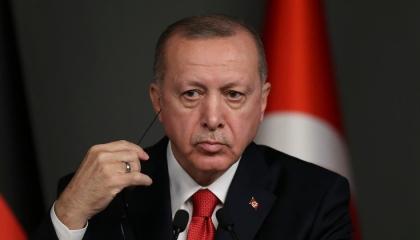 بالفيديو: أردوغان يتحصن بقصره خوفًا من الإصابة بـ«كورونا»