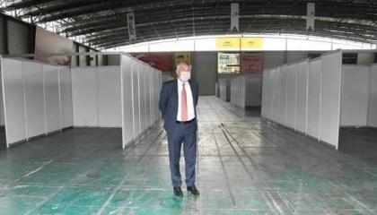 دون سبب.. حكومة أردوغان تُغلق مستشفى ميدانيًا تابعًا للمعارضة لعلاج كورونا