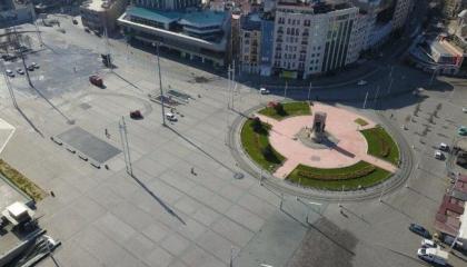الداخلية التركية تنهي حظر التجول المفروض على 31 مدينة كبرى