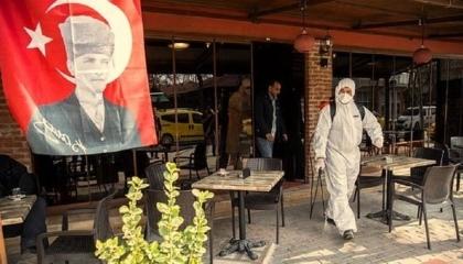 إقالة عمدة حي بتركيا بعد إخفائه معلومات عن إصابات كورونا