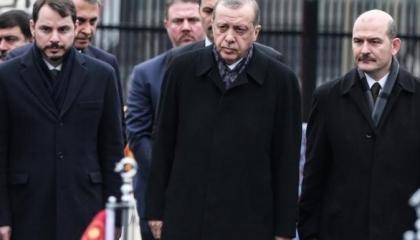 حزب أردوغان يتفسخ.. 3 كتل تتصارع على قيادة العدالة والتنمية