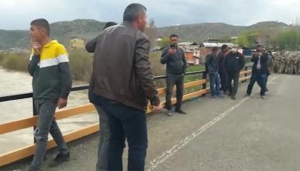 تهجير جماعي لقرية تركية دون إجراءات وقائية من كورونا