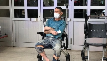 إصابة عاملين في انهيار منجم بتركيا