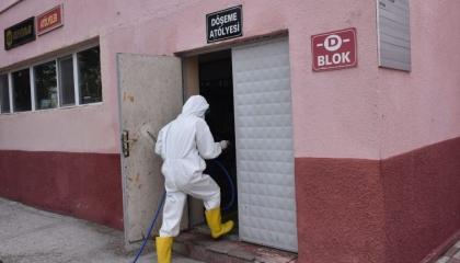 إصابة 64 معتقلًا في سجن بإزمير بـ«كورونا»