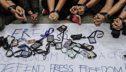 تركيا في المرتبة الـ154 في تقرير حرية الصحافة: مناخ الخوف يسود