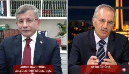 داود أوغلو: لم أقل «سنصلي الجمعة  في المسجد الأموي».. قالها أردوغان