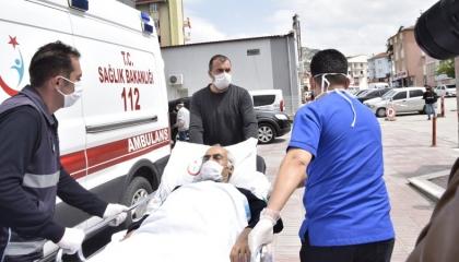 تعافي رئيس بلدية تركية بعد تعرضه لهجوم مسلح داخل منزله في يشيلوفا