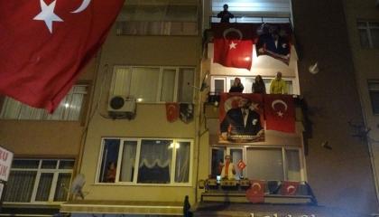 إطلاق نار في احتفال عيد الجمهورية التركية الـ97
