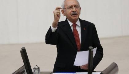 زعيم المعارضة التركية يدعو لكتابة دستور جديد يعيد النظام البرلماني